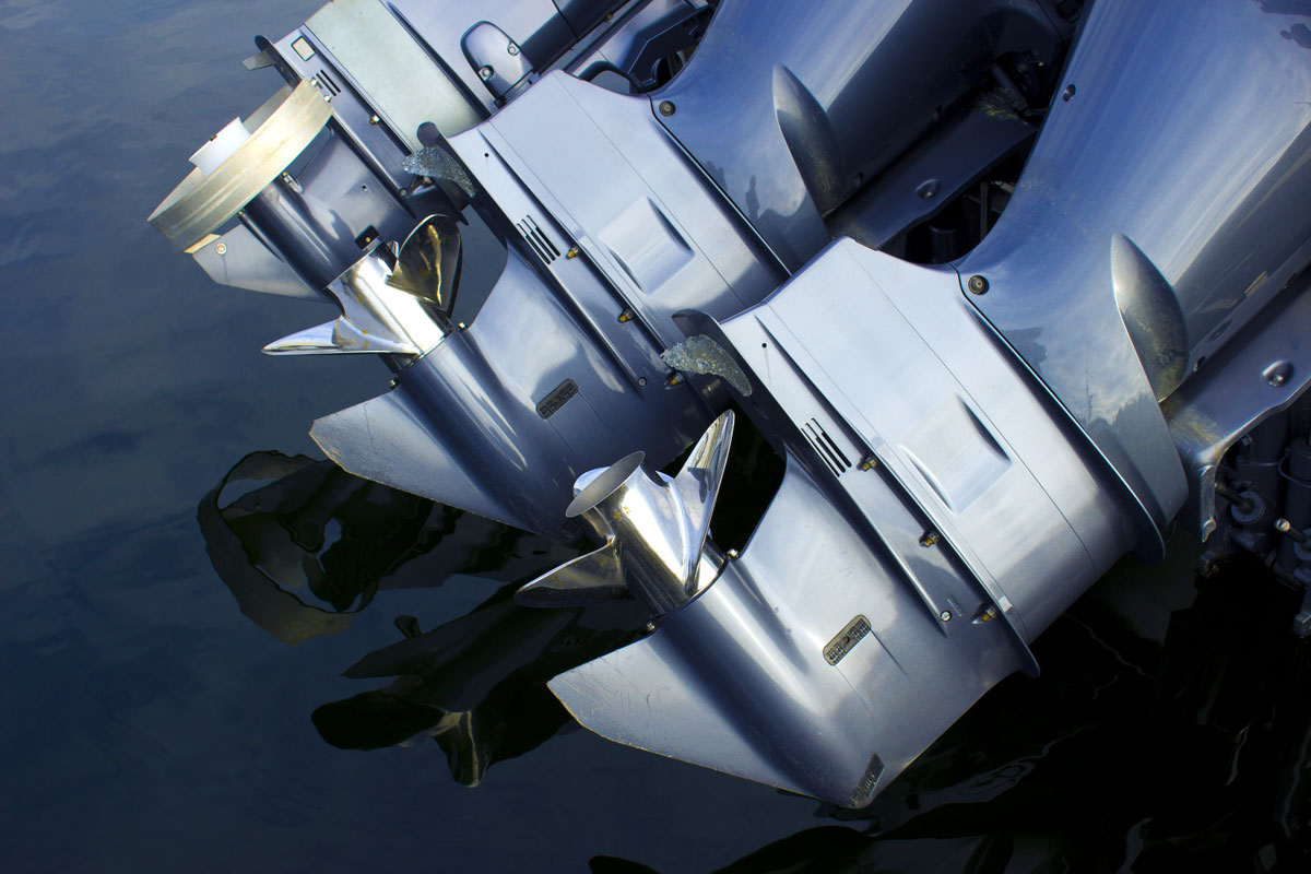 Does boat insurance cover a blown engine?