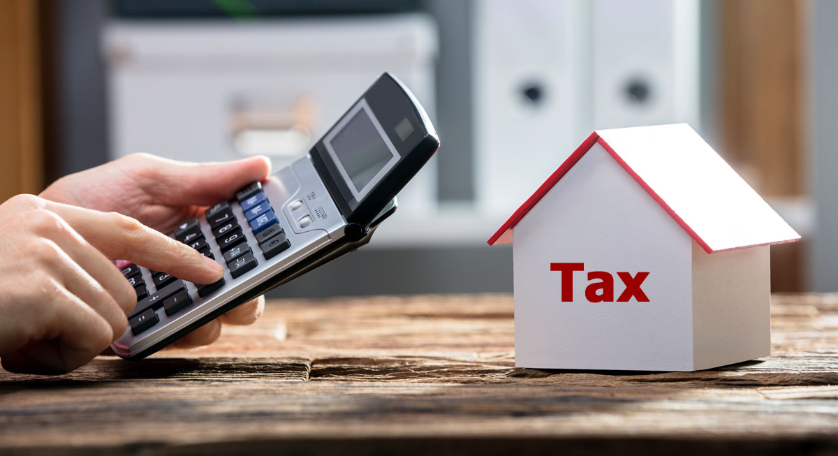 Is Property Tax Federal Or State?