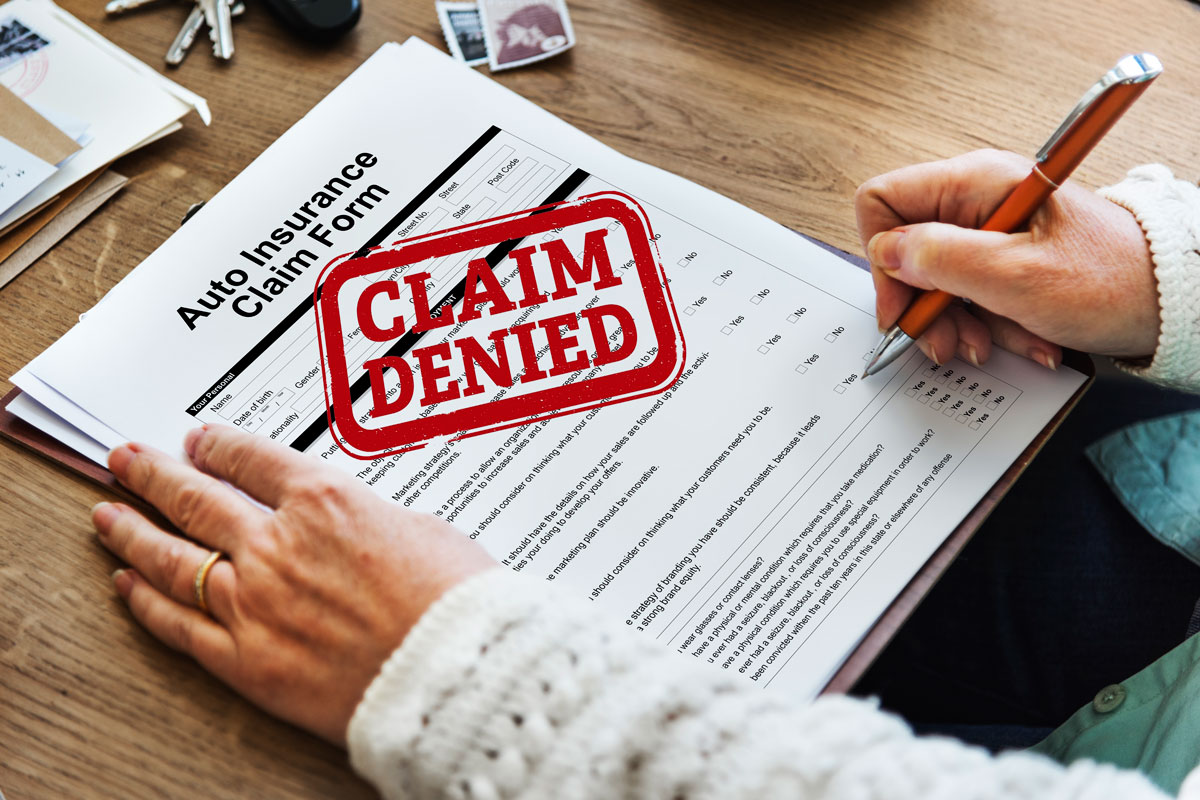 What Happens When Car Insurance Denies a Claim?