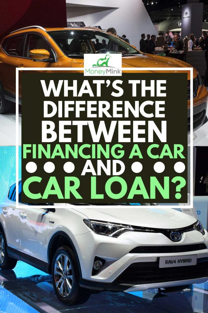What's the Difference Between Financing a Car and Car Loan?