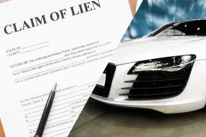 What is a Lien on a Car?