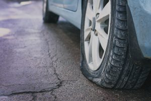Does Car Insurance Cover Tire Blowout Damage?