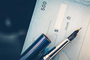 Read more about the article Can You Cash A Check With A Spelling Mistake?