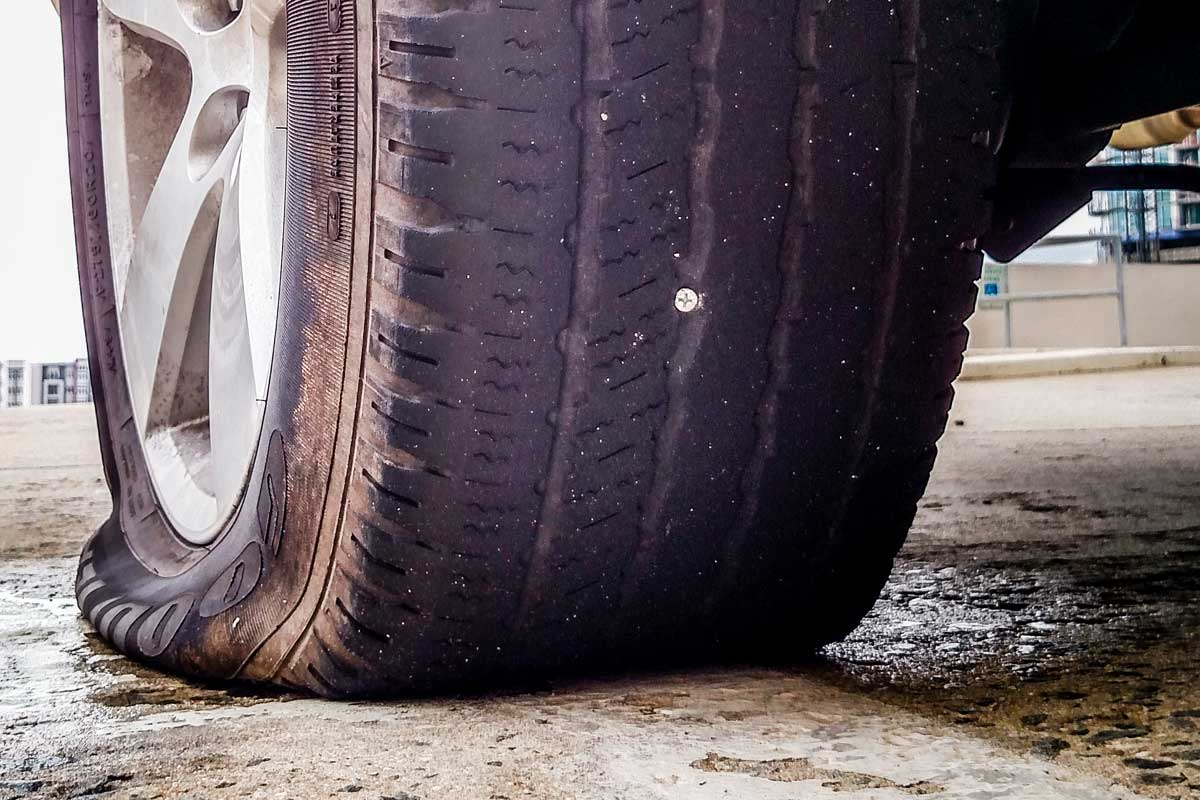 Does Car Insurance Cover Flat Tires?
